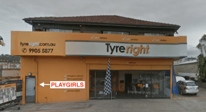 Playgirls Northern Beaches Our Location